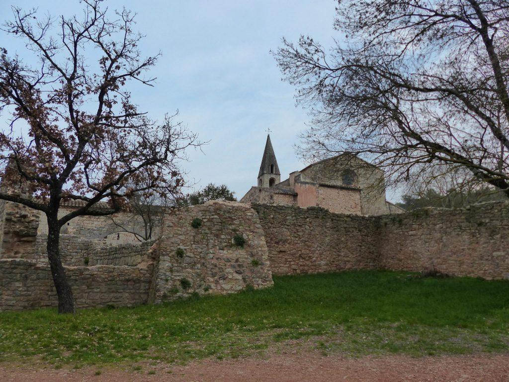 L'Abbaye du Thoronet l'une des merveilles du patrimoine provençal.
