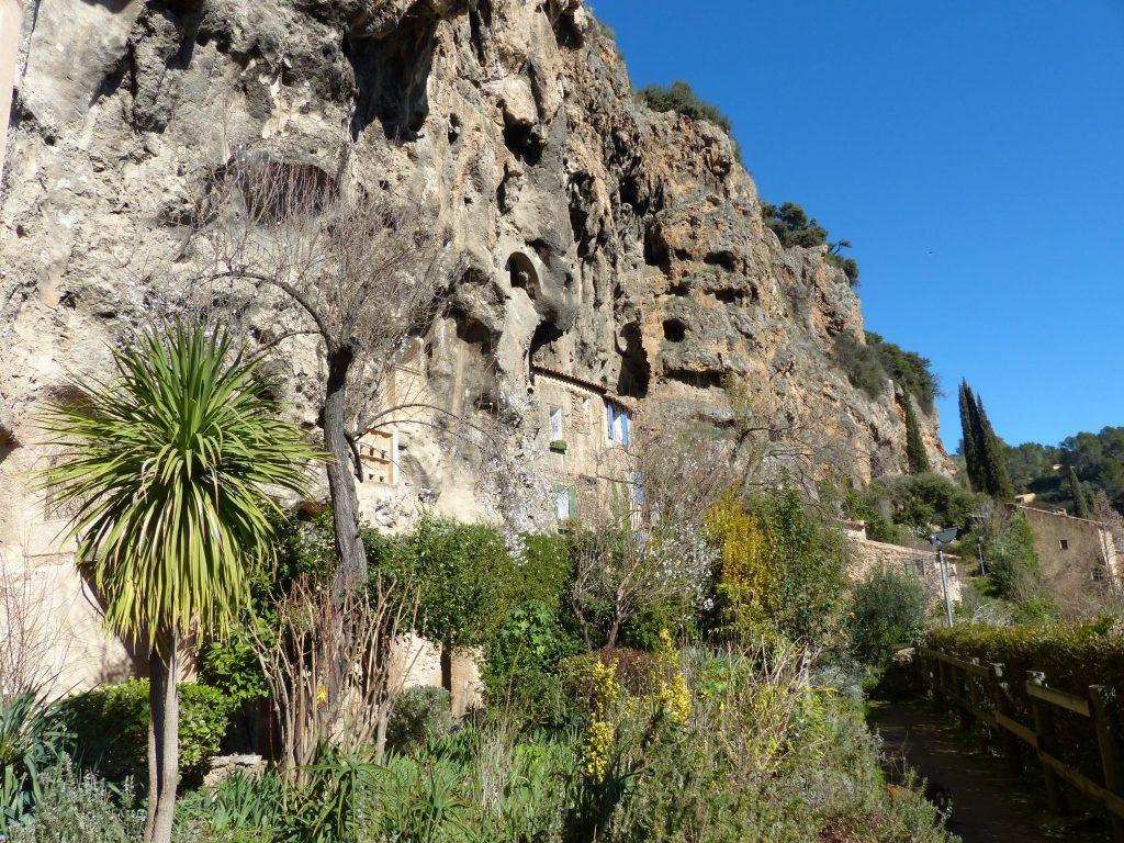 Cotignac en Provence, village de charme.